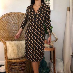 DVF vintage dress